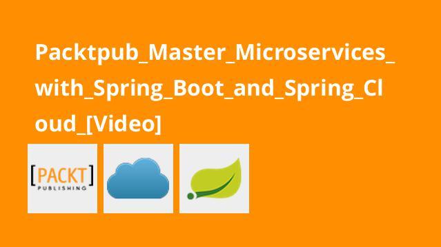آموزش تسلط بر میکروسرویس ها باSpring Boot و Spring Cloud